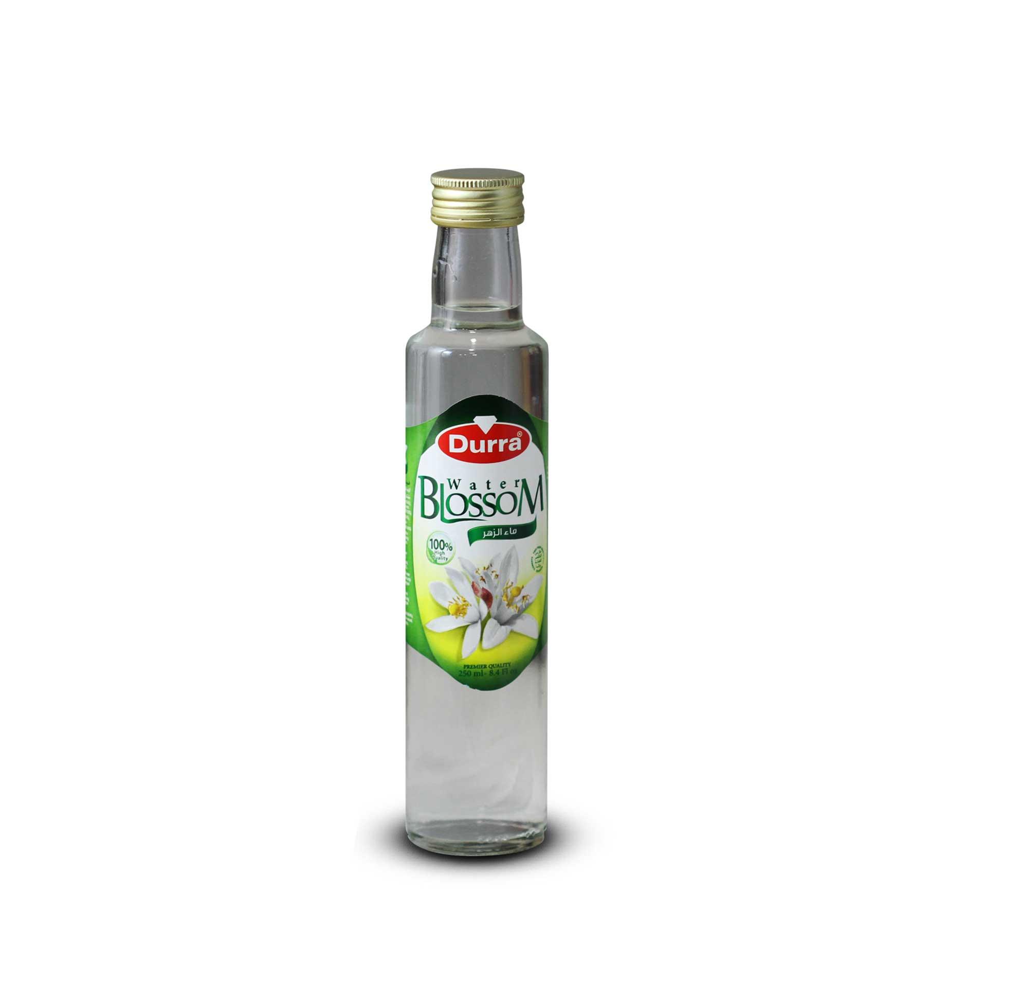 ماء زهر قارورة زجاج 250 مل