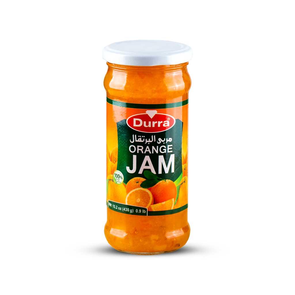 مربى البرتقال مطربان زجاجي 430 غ