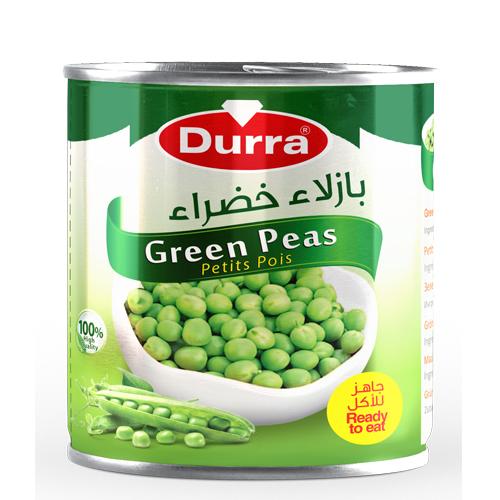 بازلاء خضراء   400 غرام