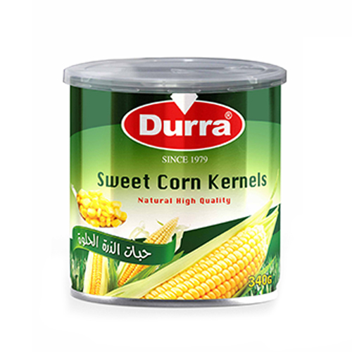 حبات الذرة الصفراء  340 غرام