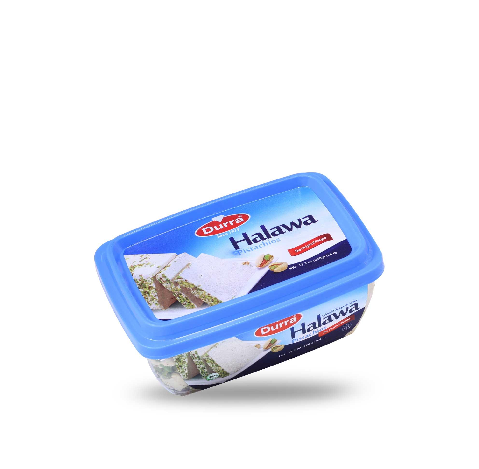 حلاوة بالفستق اكسترا بلاستيك شفاف 350غ